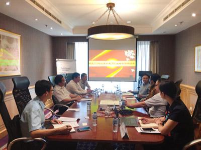 王元旦董事长视察印度尼西亚市场